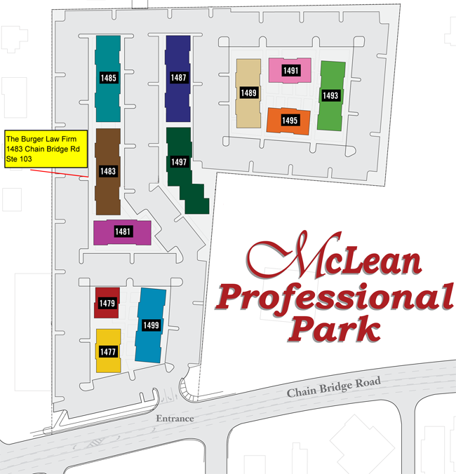 McLean-Professional-Park-Area-Map